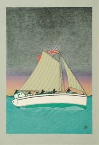 Kananginak Pootoogook, Starboard Wind, 2011